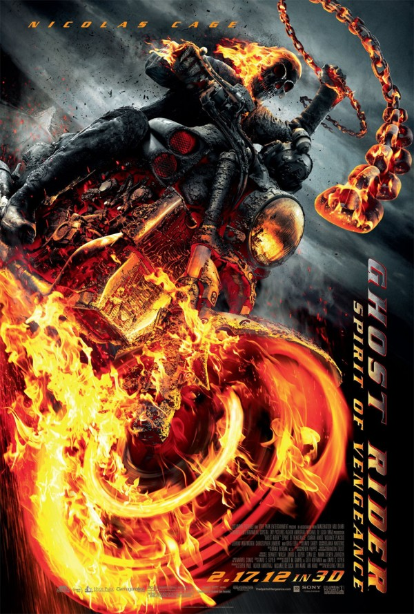 Ghost Rider: Spirit of Vengeance 2012 | Tsrip