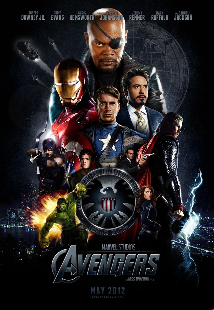 The Avengers DVDRip /Шууд үзэх/