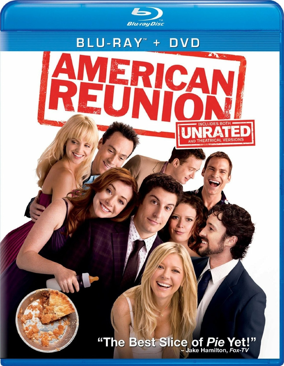 American Reunion Bluray